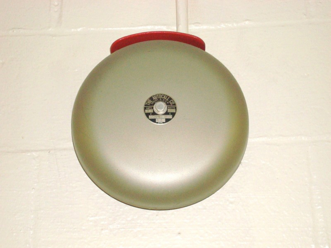 Old School Fire Alarms – Electric Bells and Horns