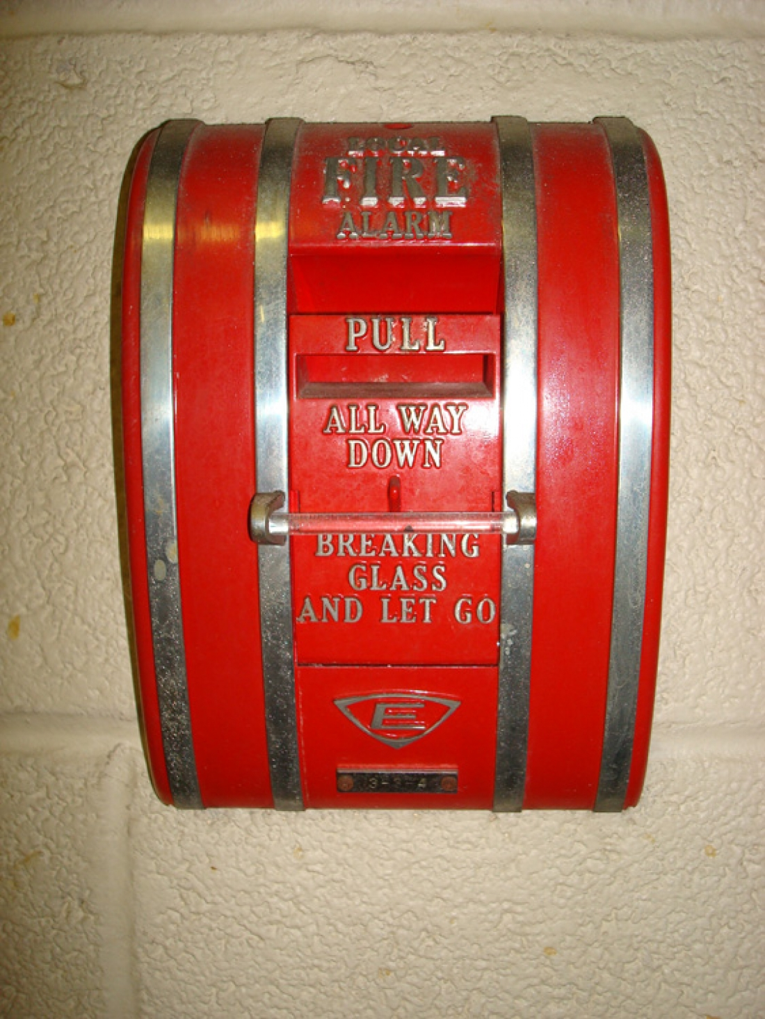 Old Fire Alarms – Pull Stations Vintage Fire Box Wiring Schematic on